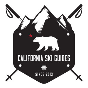 Logo for California Ski Guides